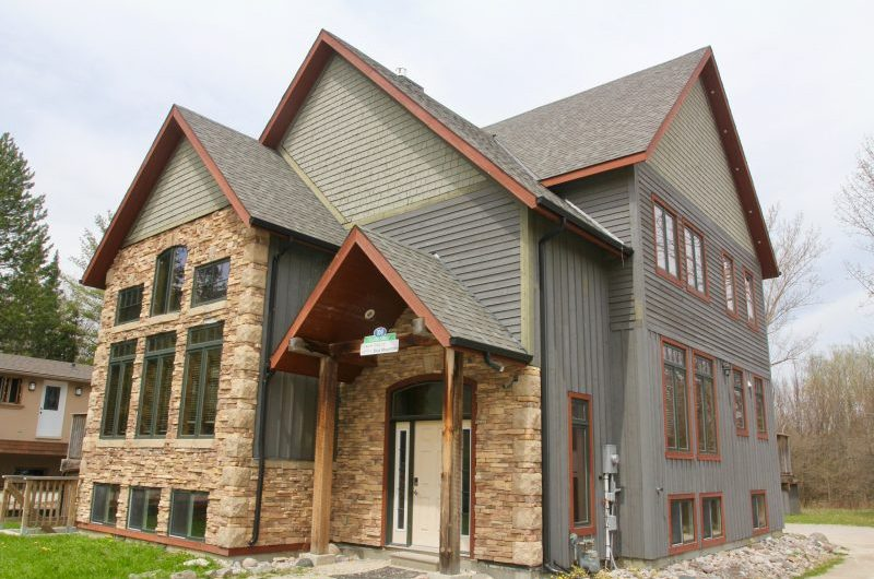 Very spacious and luxurious 8 bedroom chalet rental located at 109 Plater St from Stay at Blue Mountain