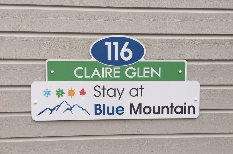 Very spacious and luxurious 8 bedroom chalet rental located at Claire Glen from Stay at Blue Mountain