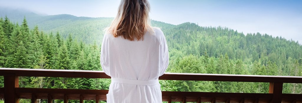 Relax in the scandinave spa blue mountain and then stay over at Stay At Blue Mountain