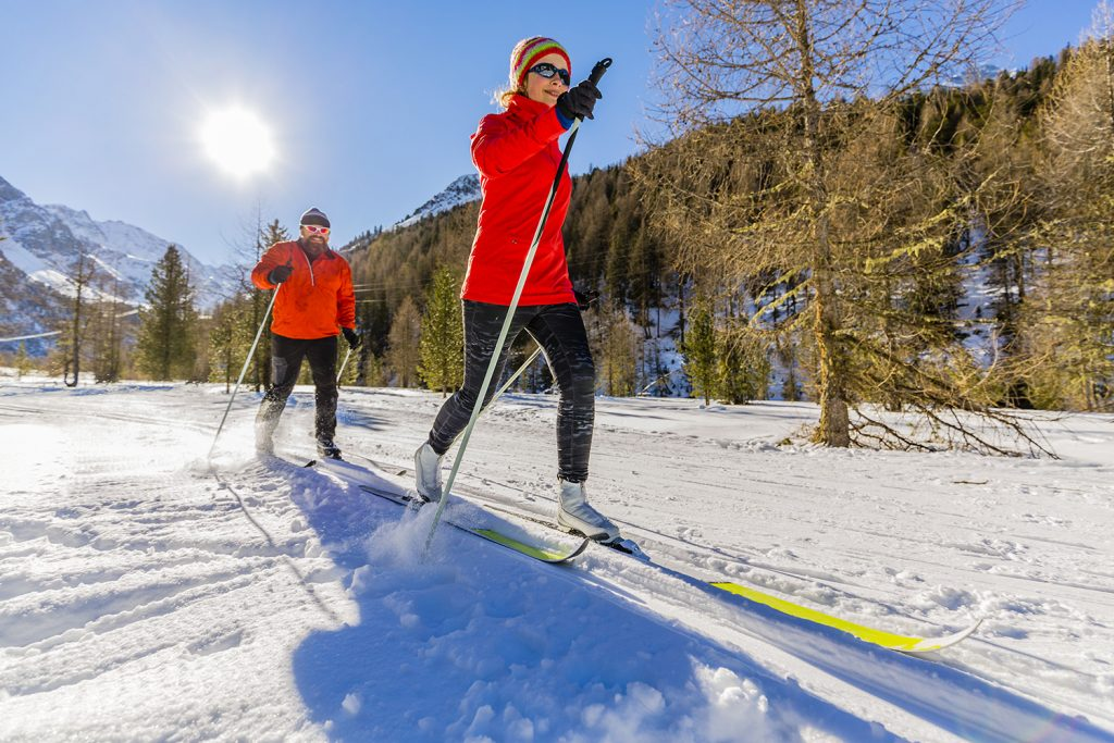 What to wear for cross country skiing | Stay at Blue Mountain