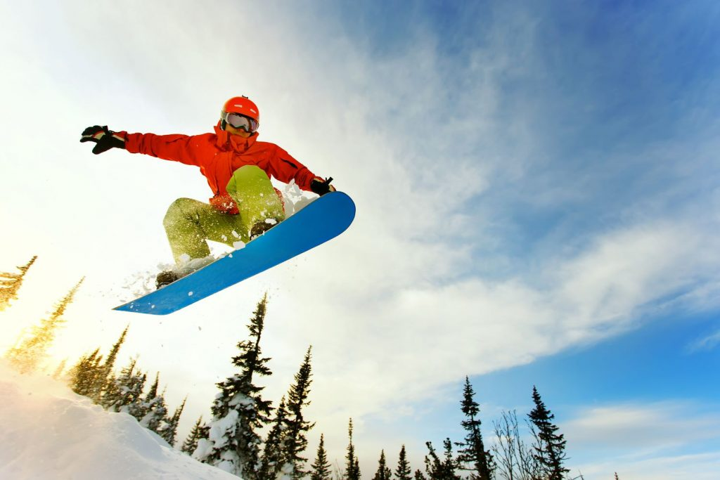 If you are wondering about the size of snowboard you need, check out stay at blue mountain
