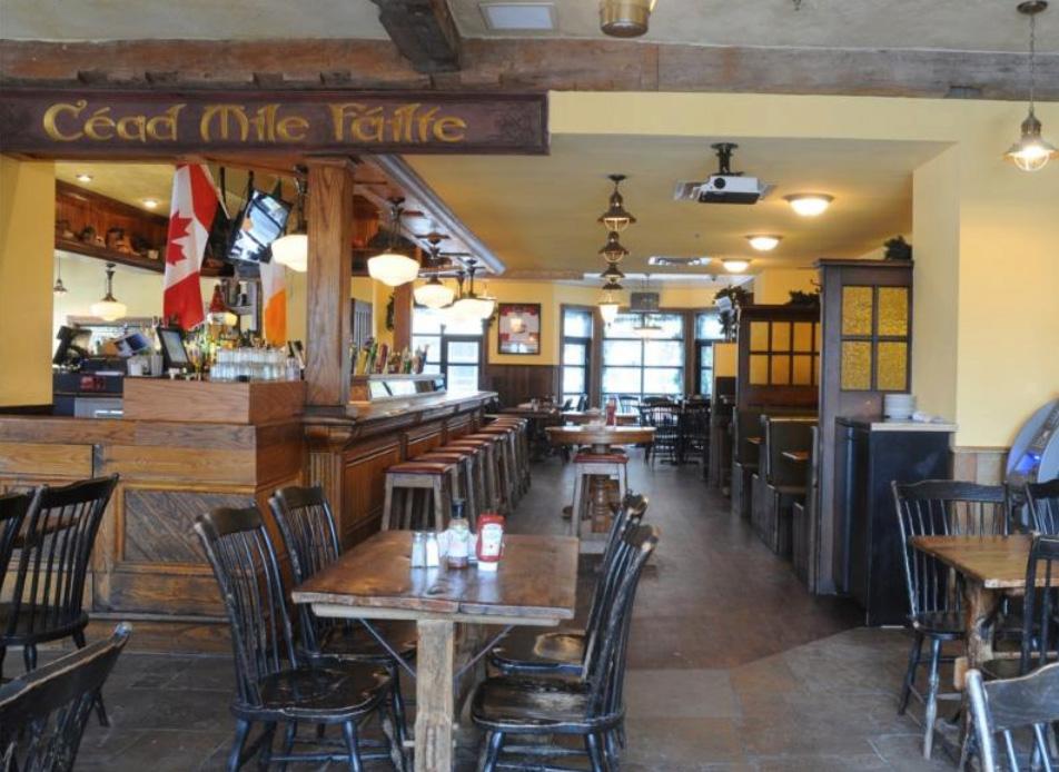 MJ Byrnes Irish pub