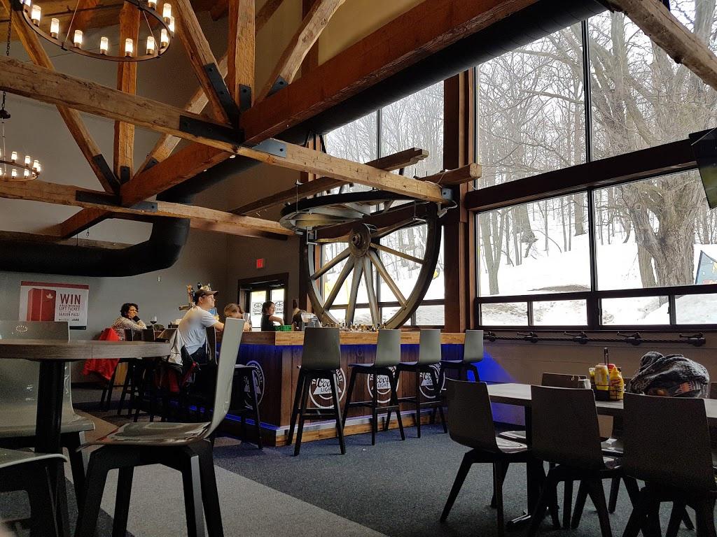 The Bullwheel Pub